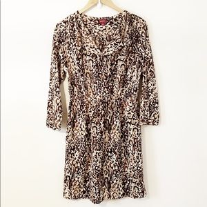 MERONA by Target Animal Print Leopard Dress